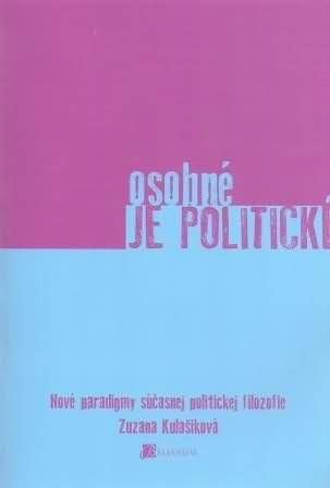 Zuzana Kula�ikov�: Personal is Political (review)