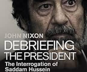 debriefing the president the interrogation of saddam hussein pdf