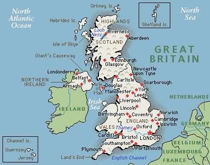 ... systém - Spojené království Velké Británie a Severního Irska